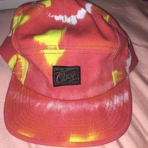 Obey Tye Dye Hat